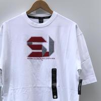 SEAN JOHN/ショーンジョン ロゴ刺繍Tシャツ 2000年代 (DEADSTOCK)