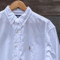 PoloRalphLauren/ポロラルフローレン ボタンダウンシャツ 90年代 (USED)