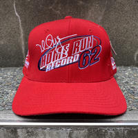 NEW ERA MLB CARDIBALS MARK McGWIRE/ニューエラ  カージナルス マグワイア ホームランレコード キャップ 98年 (DEADSTOCK)