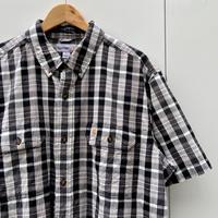 CARHARTT/カーハート ボタンダウンチェックシャツ 2000年代 (USED)