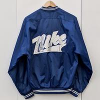 NIKE/ナイキ ビックロゴナイロンスタジャン 90年代 (USED)