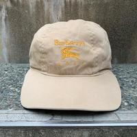 BURBERRYS GOLF/バーバリーズゴルフ キャップ 90年代 (USED)
