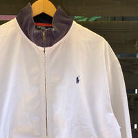 PoloRalphLauren/ポロラルフローレン スウィングトップ 90年前後 Made In USA (USED)
