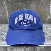 NIKE/ナイキ ナイキタウン ロゴキャップ 90年代 (USED)