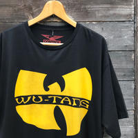 VINTAGE WEAR/ビンテージウエアー WU-TANGプリント Tシャツ (NEW)