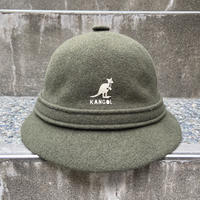 KANGOL/カンゴール WOOL GROUSER ハット 90年代 Made In ENGLAND (USED)