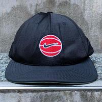 NIKE/ナイキ バスケット サテンキャップ 90年代 Made In USA (USED)