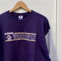 Champion WHITEWATER WARHAWKS/チャンピオン ウォーホークス スウェット 90年代 (USED)