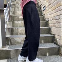 DKNY/ディーケイエヌワイ シルクワイドトラウザー 2000年前後 (USED)