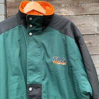 FILA/フィラ 中綿 ジャケット 90年代 (USED)