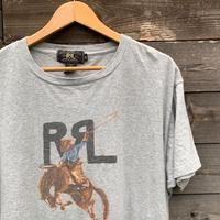 RRL Ralph Lauren/ダブルアールエル ラルフローレン Tシャツ 90年代 Made In USA (USED)