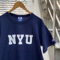 Champion/チャンピオン NYU Tシャツ 2000年前後 (USED)