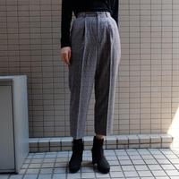 Vintage   Glen Check Pants