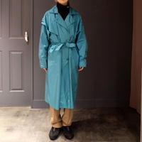 Vintage   Shiny Trench Coat
