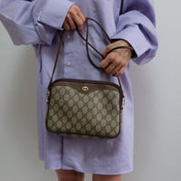 VINTAGE   GUCCI SHOURDER BAG