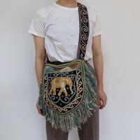 VINTAGE   embroidery BAG