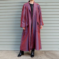 Vintage   Shiny Long Coat