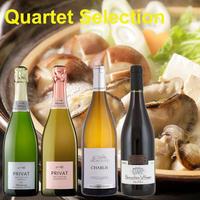 【Quartetセレクション】お鍋に合うワイン