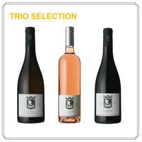 【Trio セレクション】パリジェンヌの気分で!パリのおしゃれなワイナリー(白・赤・ロゼ 3本セット)