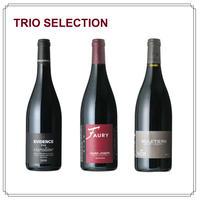 【Trioセレクション】ジビエ料理に合う赤ワイン Aセット