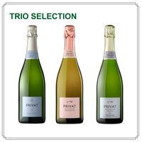 【Trioセレクション】人気の高級オーガニックCAVA(3種)