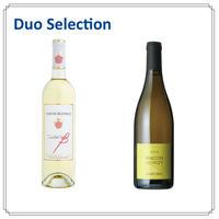 【Duoセレクション】シーフードに合う! 白ワイン  Bセット