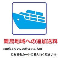 沖縄・離島地域への追加送料 ※1,200円