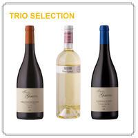 【Trioセレクション】スローフードに合うイタリアワイン(白・赤)