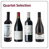 【Quartet セレクション】オーガニック団体認証 赤ワイン