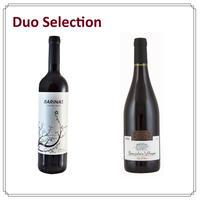 【Duoセレクション】「本格派の健康志向」オーガニック 赤ワイン Bセット
