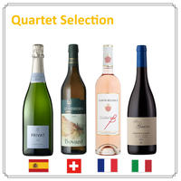 【Quartet セレクション】ワインで旅するヨーロッパ