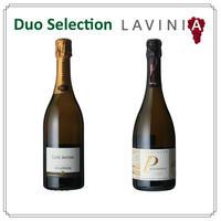 【Duoセレクション】日本でなかなか買えない、パリ ワインショップ LAVINIA セレクト(シャンパーニュ) Eセット