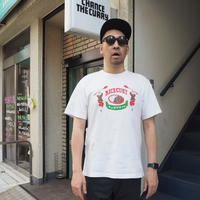 ライスカレー Tシャツ【White】