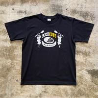 ライスカレー Tシャツ【Black】