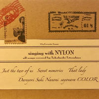 "Cover EP""singing with NYLON"""