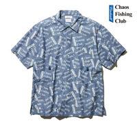 Chaos Fishing Club×Radiall SHIRT