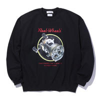 GAMBLING HOURS - CREW NECK SWEATSHIRT L/S