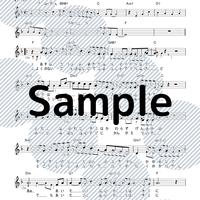 大切なひと【楽譜|ダウンロード|無料】