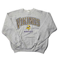 MINNESOTA VIKINGS  Sweat/Gray/Used