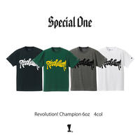 Special One(スペシャルワン)Revolution! Champion 6oz(4カラー)