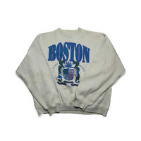 BOSTON College Crew/Gray/Used