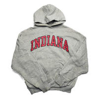 "90's USA/""INDIANA""Pull Over/Gray/Used"