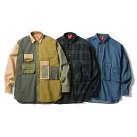 FLATLUX(フラットラックス)Grand Theft Shirt(3カラー)