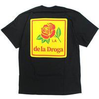 DOPE(ドープ)De La Droga S/S Tee Black