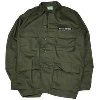 【UNISEX】Military Jacket(オリーブ)サイズS