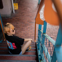 """【受注生産】CHARGIE(チャージー)7.5oz SUPER MAX HEAVY S/S """"YARD""""(8カラー)"""