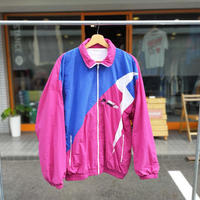 OLD NIKE/90's NIKE CHANGE JACKET/D.PINK/Used