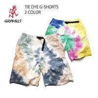 GRAMICCI(グラミチ)TIE DYE G-SHORTS(2カラー)GMP-20S56