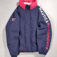 NAUTICA /Sailling Jacket/Navy/Used