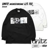 "CHARGIE×ILLDIRT ""UNITE MONOCHROME"" L/S TEE(2カラー)PROTOJE"